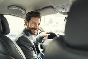 Privé of zakelijk in een leaseauto rijden